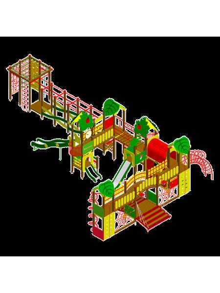 Ігрова вулична зона Ліпінка