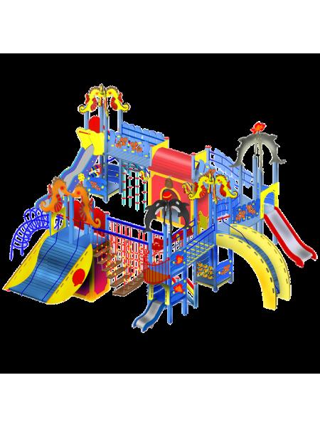 Игровой комплекс Морские сокровища