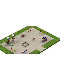 Детская площадка 1008