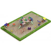 Детская площадка 1010