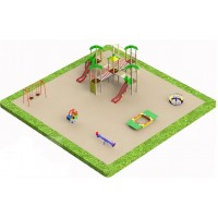 Детская площадка 5505
