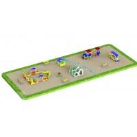 Детская площадка 1035 для детей от 2 до 5лет