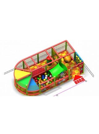 Игровой лабиринт «Цирк»