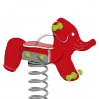 """Гойдалка на пружині """"Слон""""  hdpl"""