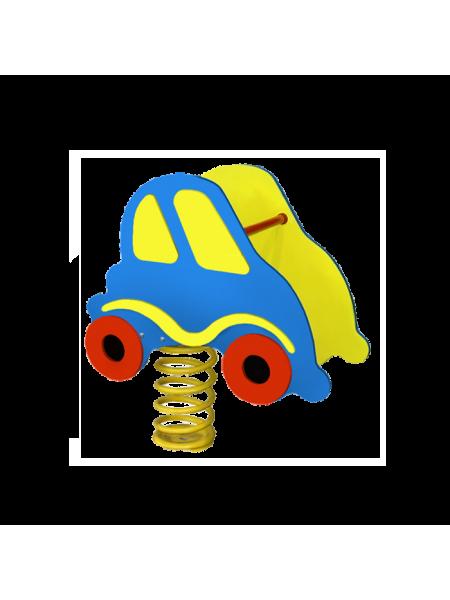 П034 Пружинная качель «Авто»