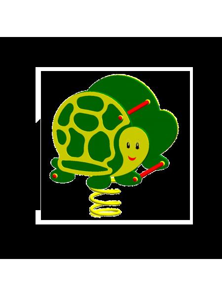 П037 Пружинная качель «Черепашка»