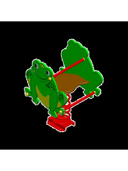П038 Пружинная качель «Лягушонок»