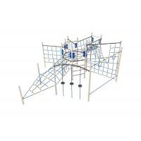 Детский игровой канатный комплекс LK-224