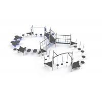 Детский игровой канатный комплекс LK-226