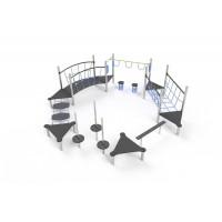 Детский игровой канатный комплекс LK-227