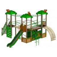 """Дитячий ігровий комплекс """"Лісовий"""" BruStyle DIO842"""