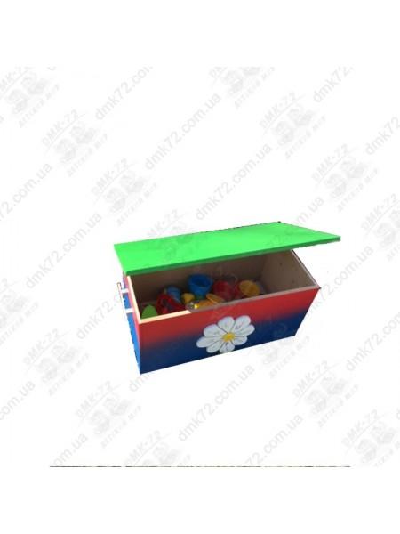 Дитячий ящик для іграшок
