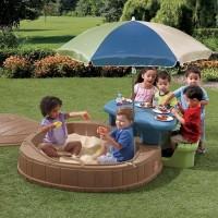 Песочница со столом для пикника SUMMERTIME PLAY CENTER