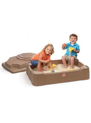 Песочница PLAY & STORE