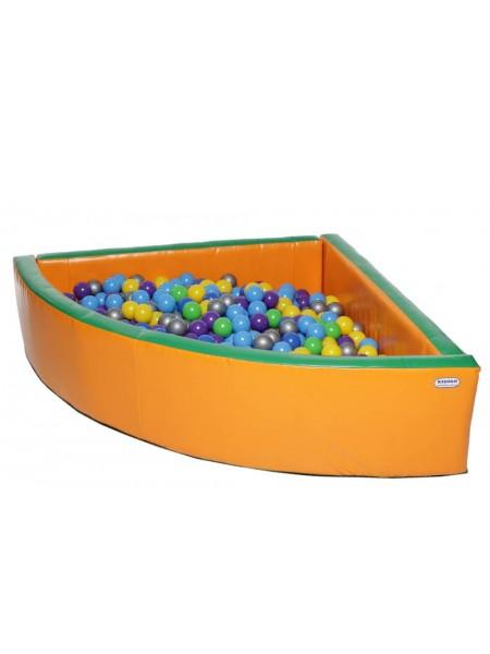 Сухой бассейн KIDIGO Угол 1,5 м
