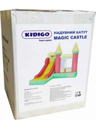 Надувний батут KIDIGO Magic Castle