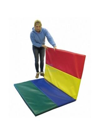 Мат складаний 300-100-5 см з 4-х частин Тia-sport