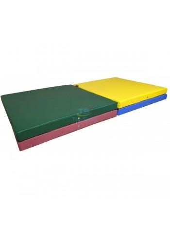 Мат складной 400-100-8 см с 4-х частей Тia-sport