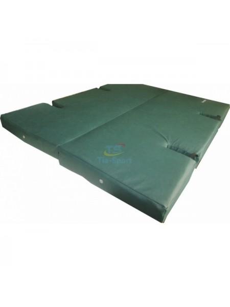 Мат складаний з вирізами 120-120-8 см Тia-sport