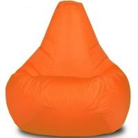 Кресло-мешок Груша Хатка большая Оранжевая