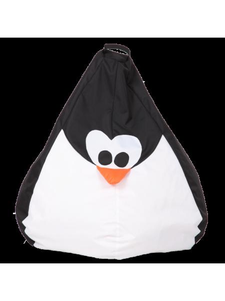 Крісло-мішок Хатка Пінгвін середній (підлітковий)