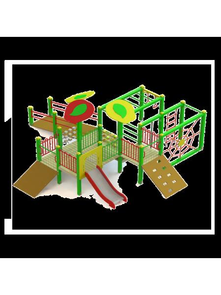 Игровой комплекс «Яблочный сад» І01