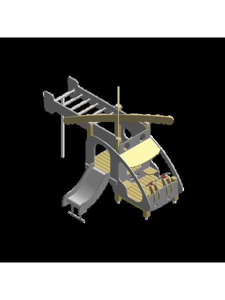 Вертоліт з гіркою