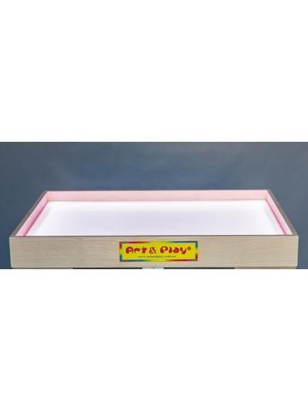 Розвиваюча світлова пісочниця - Ясен / 700 × 500