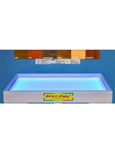 Світлодіодний планшет міні кольоровий - ВІЛЬХА / 500 × 330