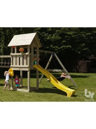 Большая детская игровая площадка Blue Rabbit KIDPARK