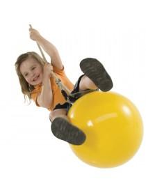 Дитячі гойдалки надувні Куля KBT Drop