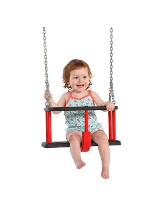 Дитяче Сидіння-колиска для гойдалки KBT Basic з ланцюгами
