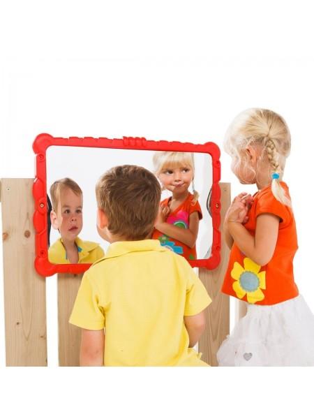 Кривое зеркало KBT для детской площадки
