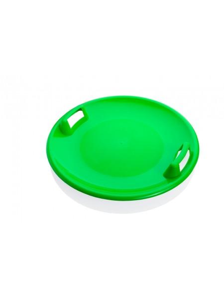 Санки-Ледянка Plastkon Superstar зелений