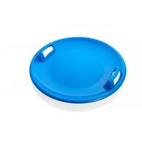 Санки-ледянка Plastkon Superstar синие