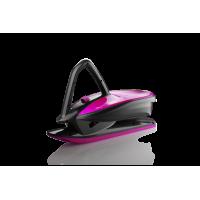 Санки Plastkon Skidrifter черные с розовым