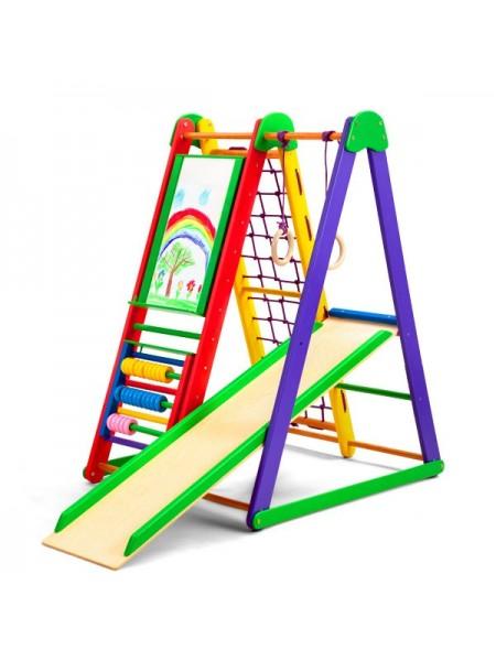 Дитячий спортивний куточок для будинку «Kind-Start»