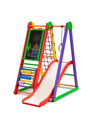 Дитячий спортивний куточок для будинку «Kind-Start-2»