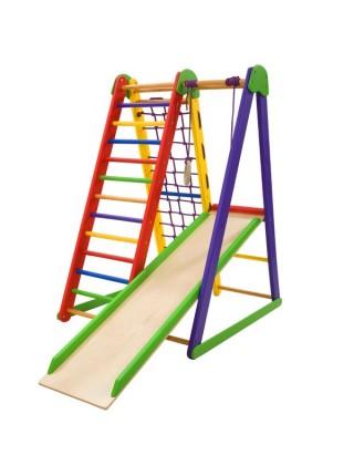 Дитячий спортивний куточок для будинку «Kind-Start-3»
