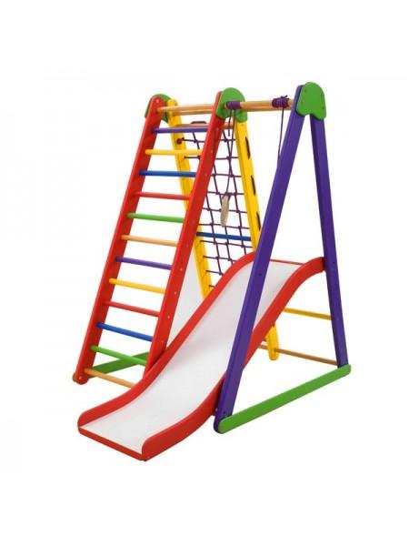 Дитячий спортивний куточок для будинку «Kind-Start-4»