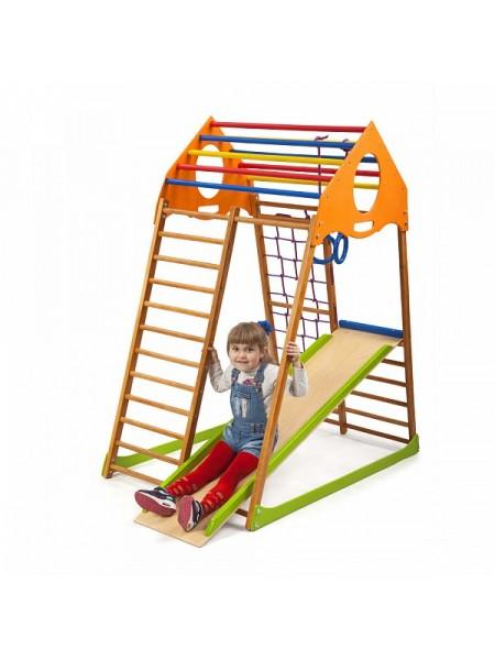 Дитячий спортивний комплекс для дому KindWood