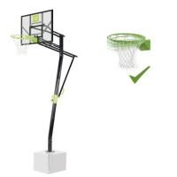 Баскетбольна стойка EXIT Galaxy + кільце з амортизацією