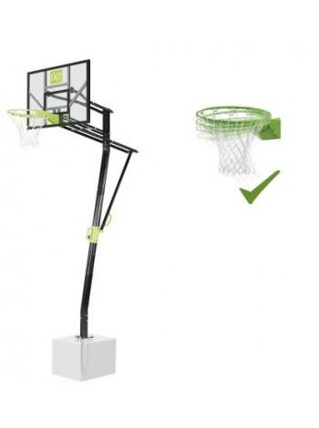 Баскетбольная стойка EXIT Galaxy + кольцо с амортизацией