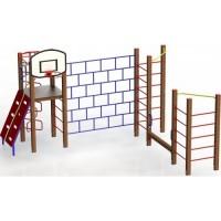 Гимнастический комплекс Спортик-плюс