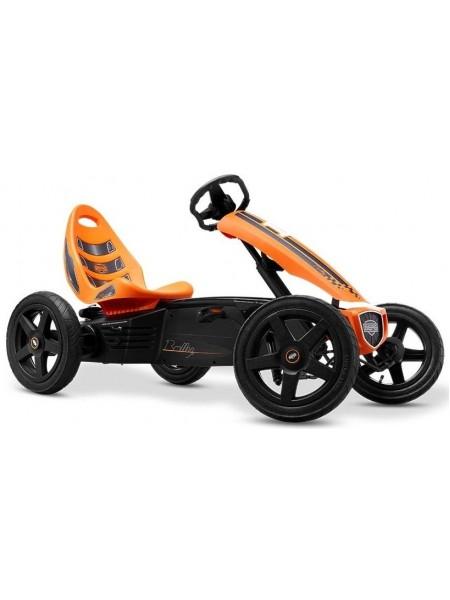 Веломобіль BERG Rally Orange